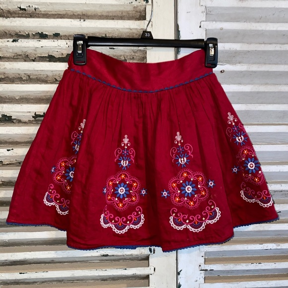 Monsoon Gorgeous Skirt With Elastic Waistband